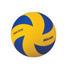 Отзывы на <b>Мяч волейбольный Mikasa MVA380K</b>, желтый ...