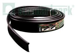 <b>Бордюр</b> KANTA садовый SP Б-1000.10.02-ПП, пластиковый черный