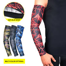<b>1PC Breathable</b> 3D Tattoo UV Protection Arm Sleeve Arm Warmers ...