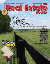 Real Estate Weekly 8.23.2012