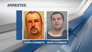 <b>Father and son</b> arrested after incident on I-95 in Pittsfield