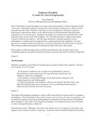 discipline employee discipline text pdf docdroid