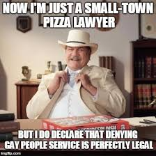 Small Town Pizza Lawyer Meme Generator - Imgflip via Relatably.com
