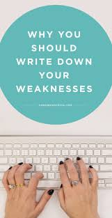 17 best ideas about career assessment career the best self assessment writing down your weaknesses