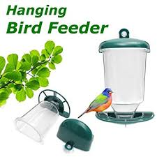 Lunji <b>Automatic Window Wild Bird</b> Feeder Hanging Feeder with ...