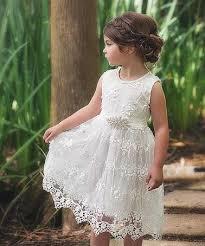 Look at this #zulilyfind! White <b>Bella</b> Brianna Dress - Infant, Toddler ...