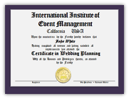 wedding planner job application such as resume writing interview ... 16 other interview ...