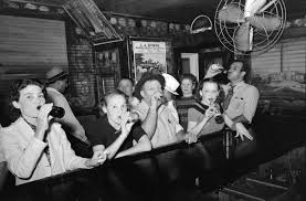 Image result for prohibition bar images