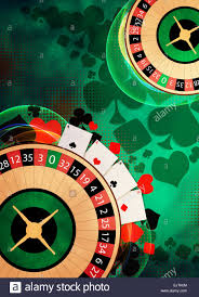 casino roulette invitation poster flyer and other advert casino roulette invitation poster flyer and other advert background empty space