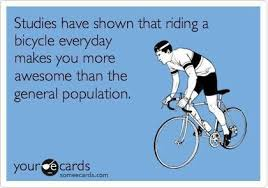 Bicycle Ride Funny Quotes. QuotesGram via Relatably.com