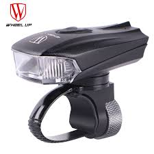 WHEEL UP LED USB <b>Rechargeable Bike Light Front</b> Bicycle ...