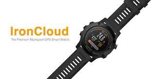 IRONCLOUD - Premium <b>Multi</b>-<b>sport</b> GPS <b>Smart Watch</b> | Indiegogo