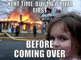 Because I'm always hungry. - quickmeme via Relatably.com