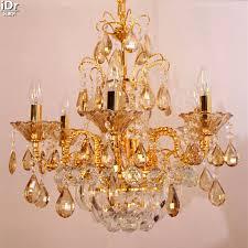 gold chandeliers lighting bedroom lamp home hotel lamp light bedroom lamp hall lamps quality guarantee cheap chandelier lighting
