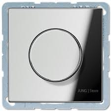 Светорегулятор поворотный 60-600 Вт,<b>Хром</b> купить за 14 948 руб.