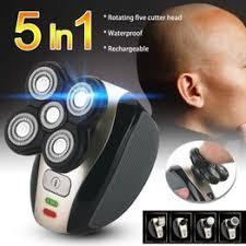 5 In 1 Men 4D Rechargeable Electric Shaver Cordless Bald ... - Vova