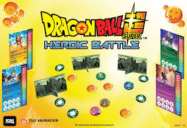 IDW Games Expands Tabletop Gaming Partnership with Toei ...