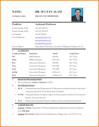 latest biodata format ledger paper new bio data format news ucluz