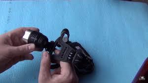 Налобный <b>фонарь</b> / <b>Headlamp Headlight</b> - YouTube