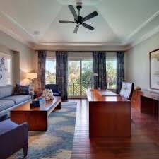 home office features pretty blue decor hardwood floor blue office decor