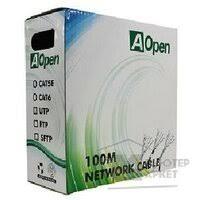 «<b>Кабель UTP</b> 4 пары CAT5E <b>AOpen</b> ANC5141 100 м» — <b>Кабели</b> и ...