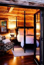 Rustic Cabin Bedroom Decorating 17 Best Ideas About Rustic Romantic Bedroom On Pinterest