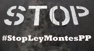 Resultado de imagen de stop ley de montes