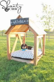 DIY Dog House   Shanty ChicDIY Dog House