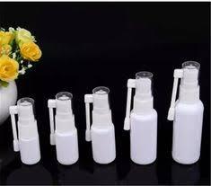 <b>5pcs</b> Portable small Transparent Plastic Empty Spray Bottle ...