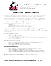 good career objective for resume  socialsci cogood objective in resume x good   good career objective