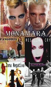 01. Gritando Amor - Luis Miguelez & Glitter Klinik 02. Gritando Amor - Zona Negativa 03. Gritando Amor - Mesalina Cry - mi-musica-mcnamara-gritando-amor-versiones-L-1