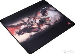 Игровой <b>Коврик Defender Cerberus</b> XXL, 400x355x3мм купить в ...