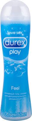 <b>Гель</b>-<b>смазка DUREX Play Feel</b> интимная классическая ...