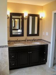 dual vanity bathroom: attractive inspiration dual bathroom vanity vanities and cabinets height sink  inches layout ideas white