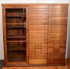vintage elaborate apothecary cabinet with 44 drawers from a unique collection of antique and modern antique furniture apothecary general store candy