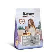 Купить <b>KARMY ADULT</b> BRITISH SHOTHAIR <b>Сухой корм</b> для кошек ...