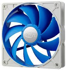 <b>Deepcool UF 120</b> 66.3 CFM 120 mm Fan (UF 120) - PCPartPicker
