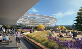 apple earns wows for massive office expansion the mercury news apple cupertino office