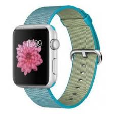 <b>Ремешок</b> COTEetCI W11 <b>Nylon Band</b> for <b>Apple</b> Watch 42mm Blue ...