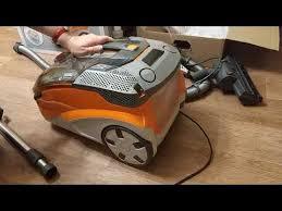 Видеобзор от покупателя на <b>Моющий пылесос Thomas</b> PET ...