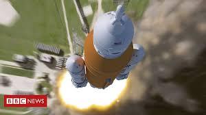 Nasa's giant SLS <b>rocket</b>: a guide - BBC News