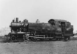 Queensland DD17 class locomotive