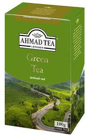 <b>Зеленый Чай</b> - AhmadTea