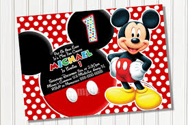 best images about mickey party mickey mouse 17 best images about mickey party mickey mouse birthday invitations mickey mouse 1st birthday and mickey mouse clubhouse invitations