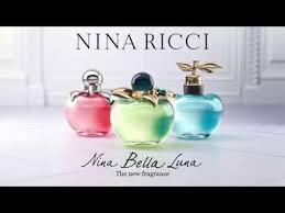 <b>Nina Ricci</b> - <b>Les Belles</b> de Nina - Bella, The New Fragrance ...
