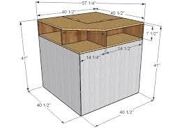 corner hutch plans for the twin storage beds bedroom furniture corner units