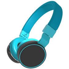 Bluetooth <b>наушники</b> с микрофоном <b>Ritmix RH</b>-<b>415BTH Blue</b>-<b>Grey</b> ...