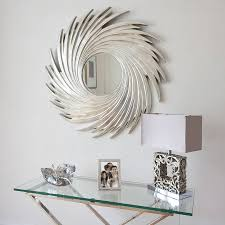 Mirrors For Walls In Bedrooms Contemporary Decorative Mirrors