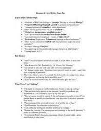 art therapist resume uk   sales   therapist   lewesmrsample resume  massage therapist resume cover letter sles