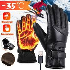 <b>Motorcycle Gloves</b> 45℃ Rechargeable <b>Motorcycle Electric Heated</b> ...